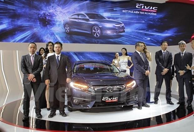 2016年前10月越南汽车销量达24.2万辆 hinh anh 1