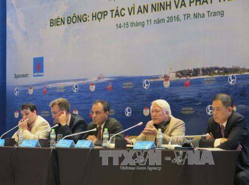 关于东海的国际科学研讨会为塑造东海问题国际舆论环境做出贡献 hinh anh 1