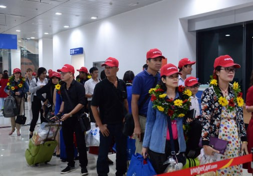越捷航空公司开通海防市——曼谷直达航线 hinh anh 4