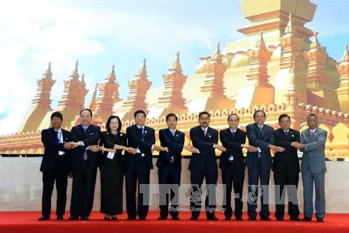 东盟加强合作力将十国首都建设成为宜居城市 hinh anh 1