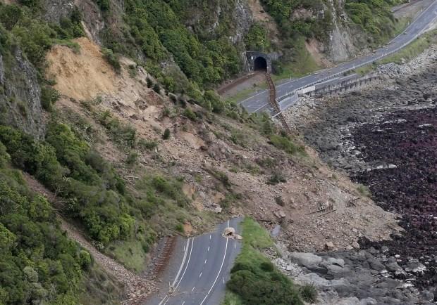 新西兰强震灾区中没有发现越南游客 hinh anh 1