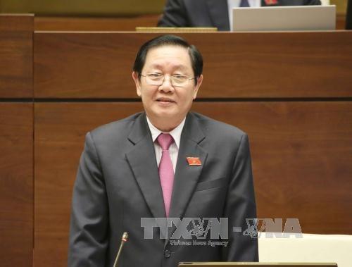 越南第十四届国会第二次会议发表第二十号公报 hinh anh 3