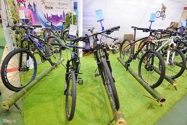 2016年越南国际自行车展正式开幕 hinh anh 1