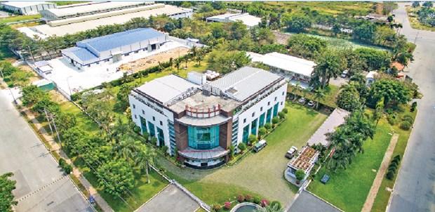 隆安省积极招商引资建设和发展经济社会 hinh anh 1