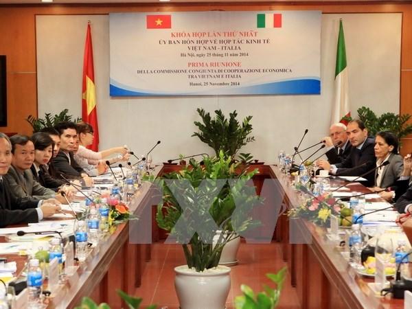陈大光主席访问意大利、梵蒂冈和出席第16届法语国家首脑峰会 hinh anh 1