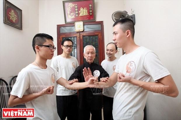 越南武术精华的出国推手 hinh anh 1
