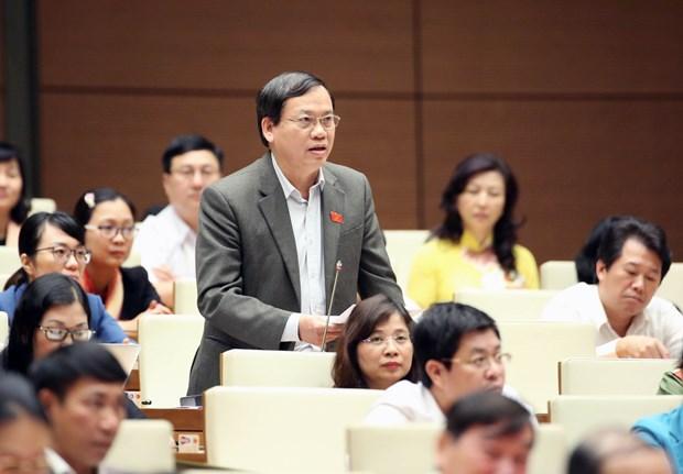 越南国会质询活动产生积极效应 hinh anh 1