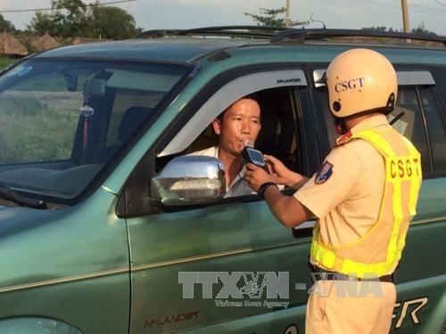 第一届东盟交通警察论坛明日在河内开幕 hinh anh 1