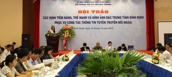 越南平定省加大对外宣传推介力度 强化招商引资工作 hinh anh 1
