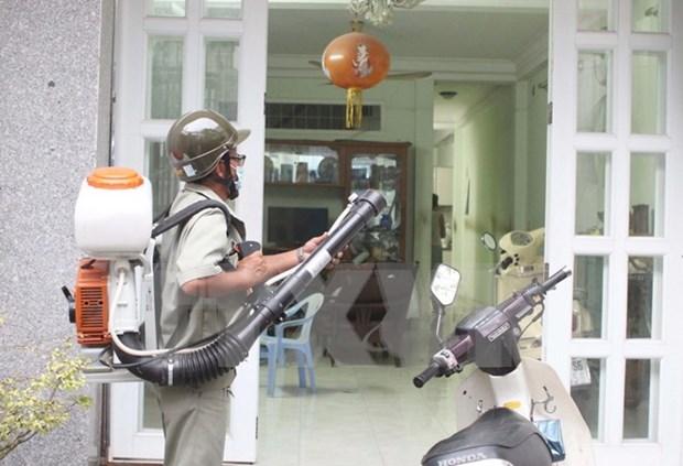 胡志明市制定寨卡病毒感染病例收治流程 hinh anh 1