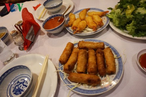越南华人家庭热爱并致力于维护越南传统文化 hinh anh 3