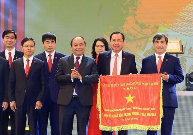 阮春福:严把Agribank股份制改革政策关 实现国家和人民利益最大化 hinh anh 1