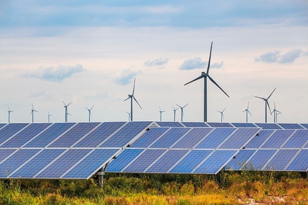 德国政府协助越南加速智慧电网应用促进可再生能源发展 hinh anh 1