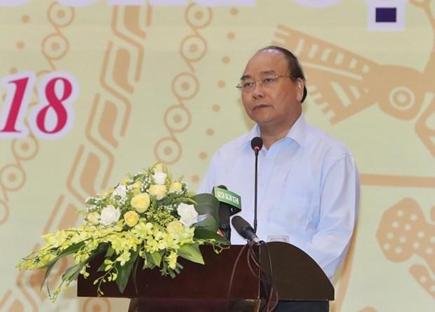 阮春福:处理台塑越南钢铁厂海洋环境污染事故为地方政府提供了重要的经验和教训 hinh anh 2