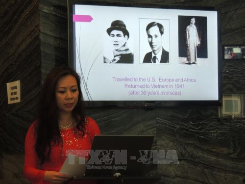 胡志明主席诞辰128周年纪念活动在荷兰和加拿大举行 hinh anh 2