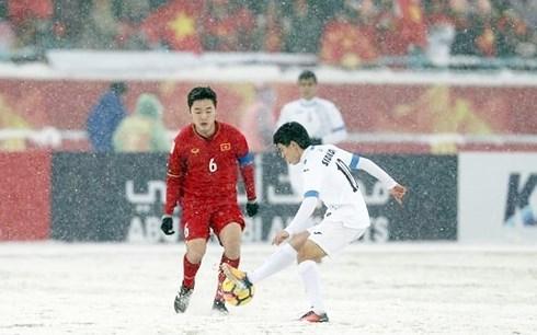 8月份越南U23队将迎战巴萨U23队 hinh anh 1
