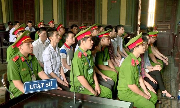 胡志明市针对人民政府的恐怖案件二审公开开庭 hinh anh 1