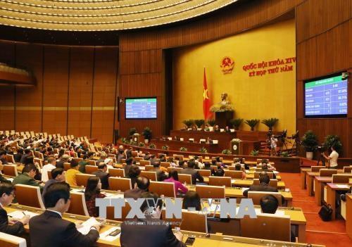 越南第十四届国会第五次会议公报(第二十号) hinh anh 1