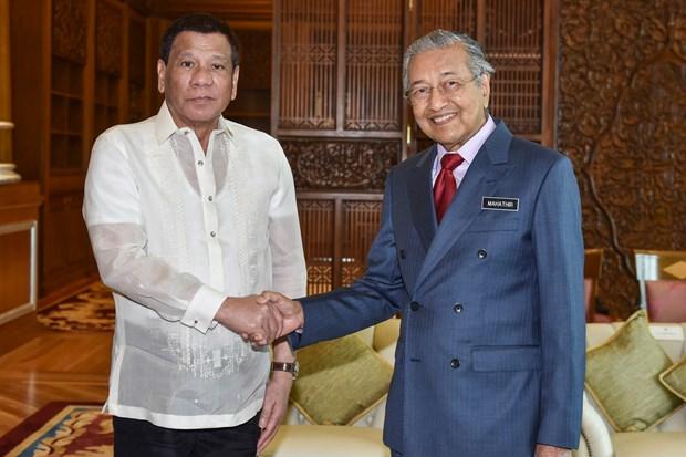 马来西亚与菲律宾促进双边合作 hinh anh 1