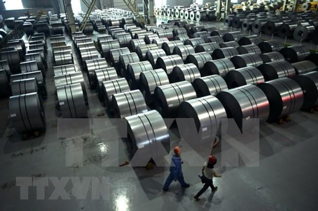 加拿大公布对从中国和越南等进口的冷轧钢的调查结果 hinh anh 1