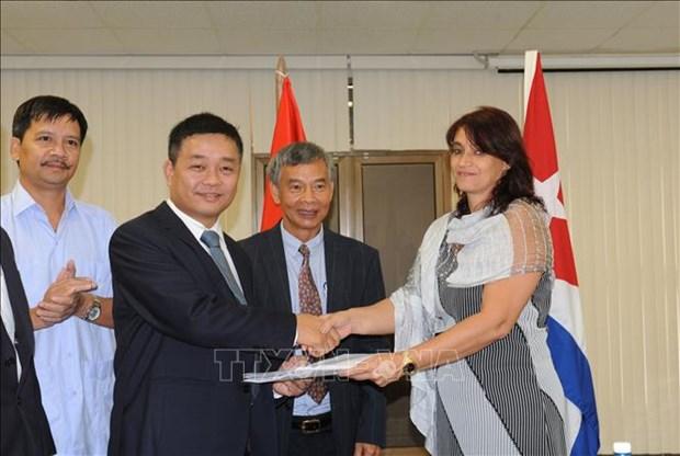 越南ViMariel公司对古巴马里埃尔发展特区进行投资 hinh anh 1