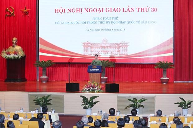 越南国会主席阮氏金银:加强与邻国、东盟成员国、战略伙伴、全面伙伴和传统友好国家的合作关系 hinh anh 1