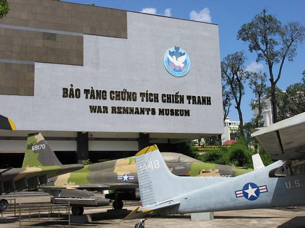 越南战争遗迹博物馆跻身全球最佳博物馆榜单 hinh anh 1