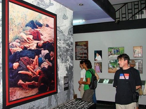 越南战争遗迹博物馆跻身全球最佳博物馆榜单 hinh anh 2