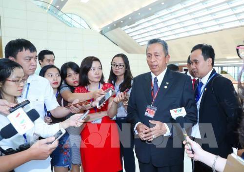 ASOSAI 14:印尼将与越南分享关于环境审计的经验 hinh anh 1