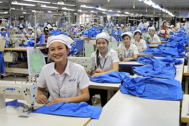 2018年第三季度越南劳动力市场呈现增长势头 hinh anh 1
