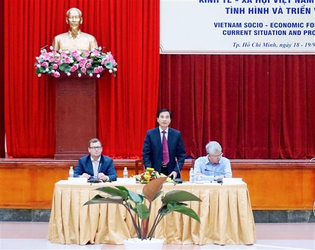 2018年越南经济社会论坛:现状与展望 hinh anh 1