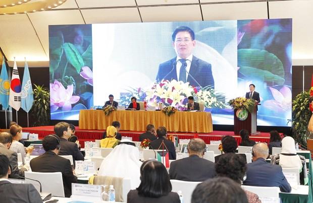 亚审组织理事会第53次会议圆满完成会议议程 hinh anh 1