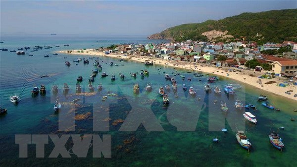越南海洋战略落实10年:促进海洋经济绿色发展——海洋岛屿可持续发展的关键 hinh anh 1