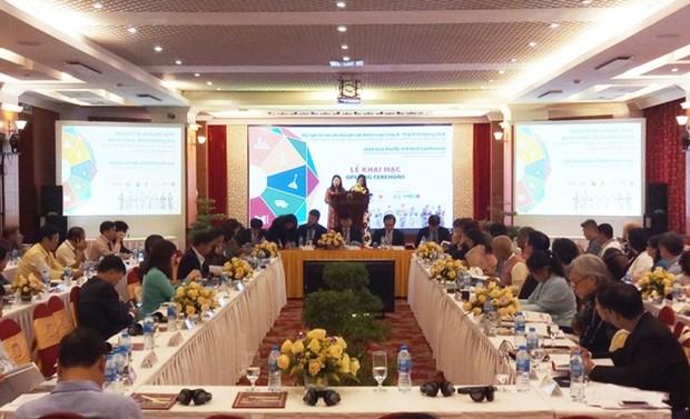 2018年亚太地区非物质文化遗产会议在顺化举行 hinh anh 1