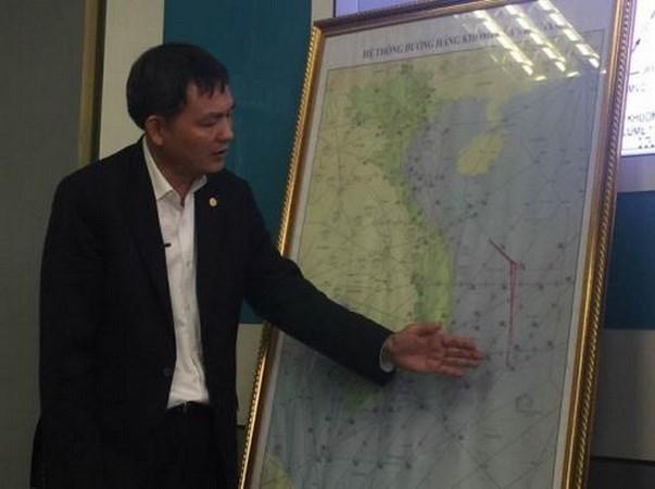 越南航空局:中国飞机已违反国际民用航空组织规定 hinh anh 1