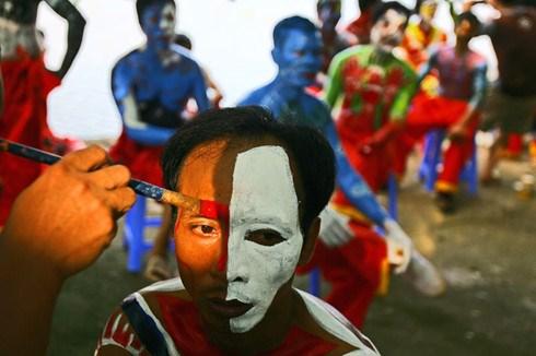 """""""越南在我心中""""摄影展在中国北京举行 hinh anh 1"""