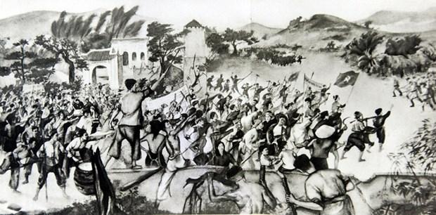 党的光辉历程:越南共产党成立会议 hinh anh 1