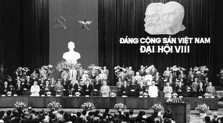党的光辉历程:党的第八次大会——继续实现革新、推进国家工业化、现代化事业 hinh anh 1