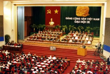 党的光辉历程:党的第九次大会——发挥全民族力量,推进工业化、现代化事业 hinh anh 1