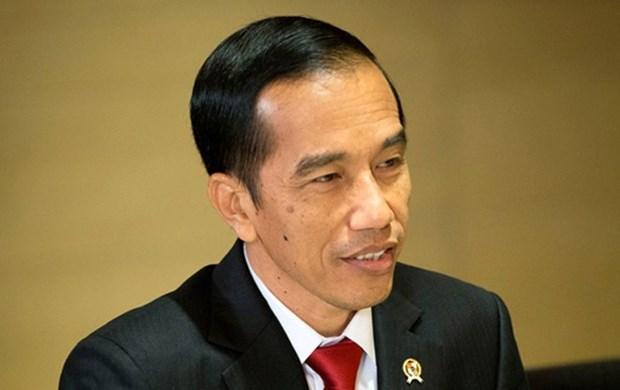 印尼总统佐科访问东帝汶 hinh anh 1