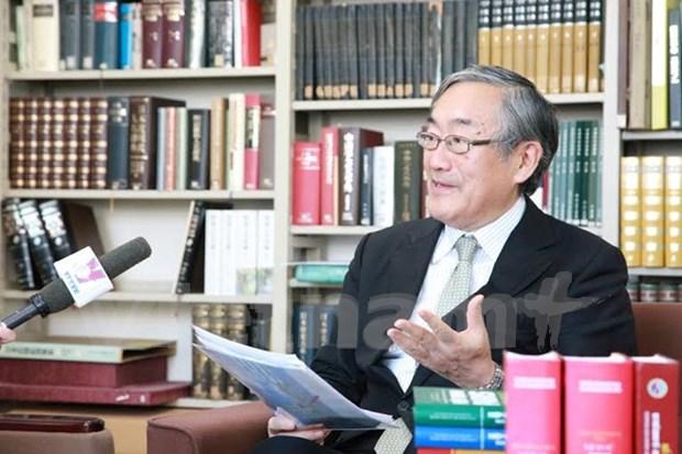 越共十二大:日本学者对越共十二大圆满成功予以高度评价 hinh anh 1