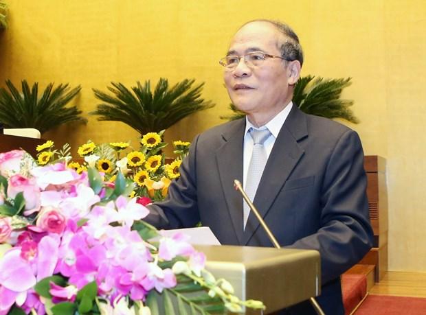 越共中央政治局召开会议部署新一届国会和各级人民议会换届选举工作 hinh anh 3