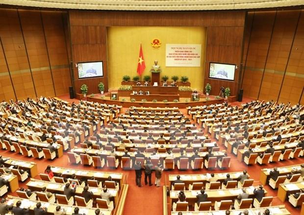 越共中央政治局召开会议部署新一届国会和各级人民议会换届选举工作 hinh anh 1