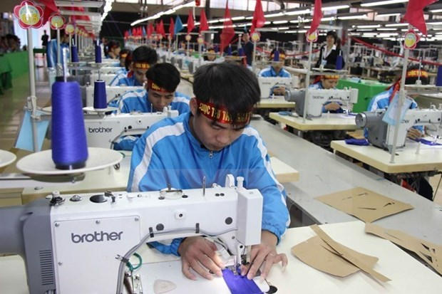 越南着力提升经济竞争力 hinh anh 1