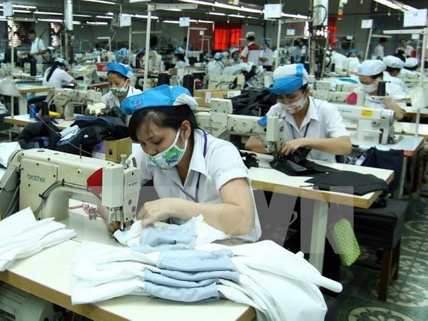 越南同奈省多家企业用工需求增加 hinh anh 1