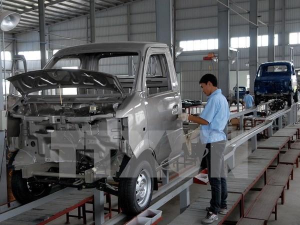 越南出台扶持汽车工业发展新政策 hinh anh 1