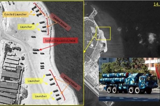 印度指责中国引发东海局势紧张升级 hinh anh 1