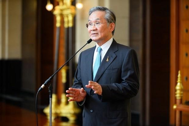 泰国与柬埔寨承诺在联合国论坛上相互支持 hinh anh 1