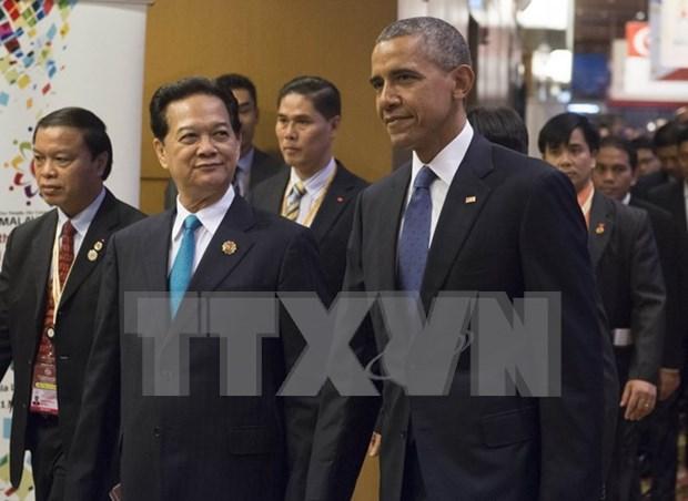 美国总统奥巴马将于5月对越南进行正式访问 hinh anh 1