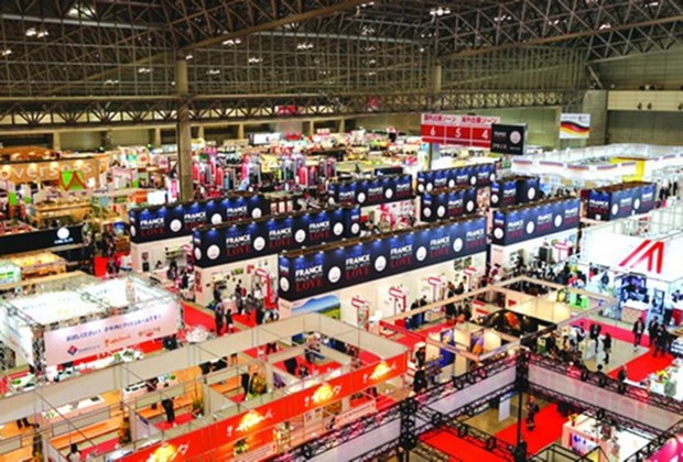 越南参加2016年日本国际食品饮料展 hinh anh 1